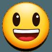 Emoji Big Smile • Samsung style